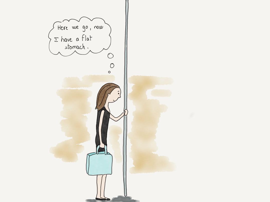 Dans Le metro ENG 6