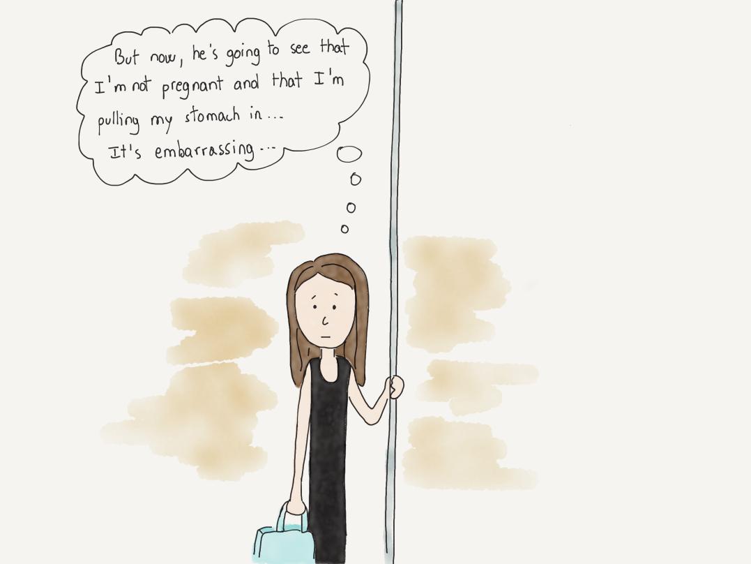 Dans Le metro ENG 7